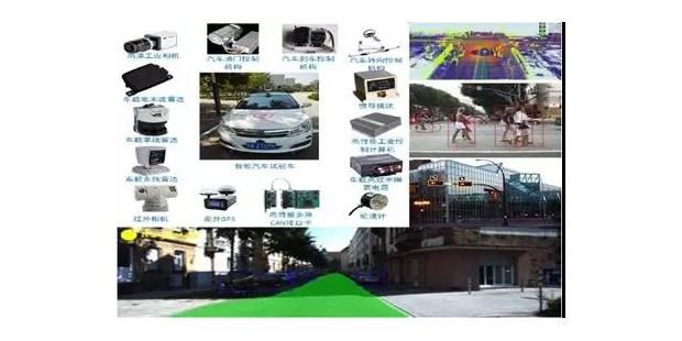 智能汽车零部件性能测试、室内台架测试及仿真测试
