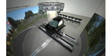 aVDS高级驾驶模拟器