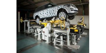 整车和车辆部件的重心和惯性矩测量