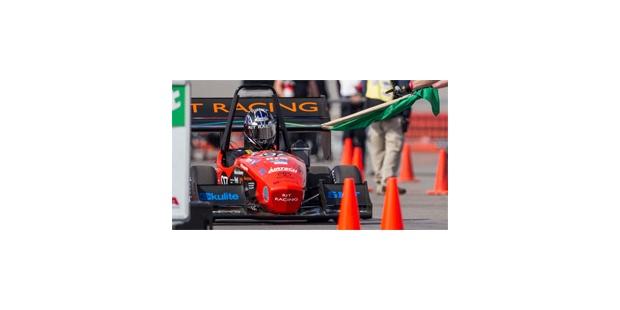 通过使用 Femap,罗彻斯特理工学院赛车队将扭转仿真准确度提高了近两倍