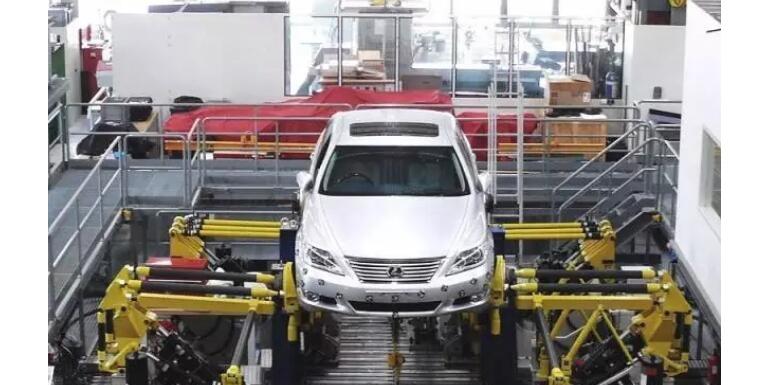 MTS HSRC 优化汽车耐久性试验效率