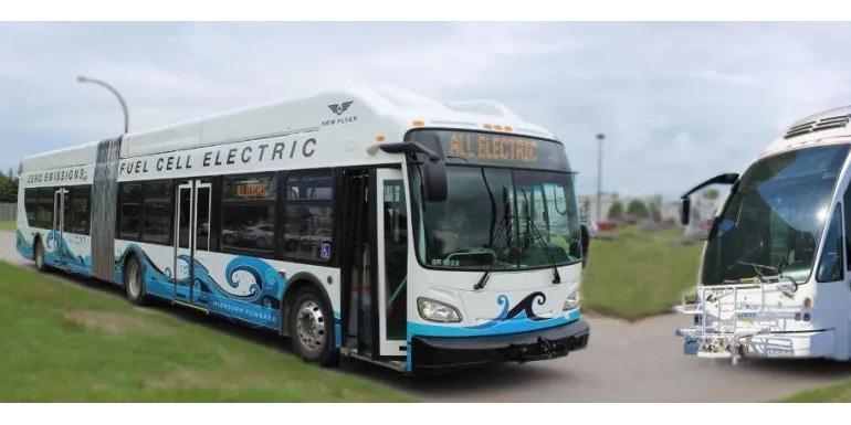 燃料电池电动巴士知识知多少