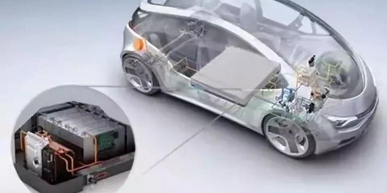 仿真分析|新能源汽车电池包焊点模拟及挤压分析计算