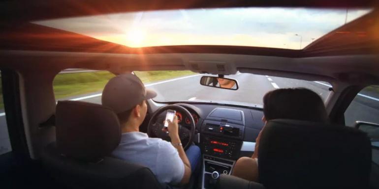 汽车车内空气污染检测
