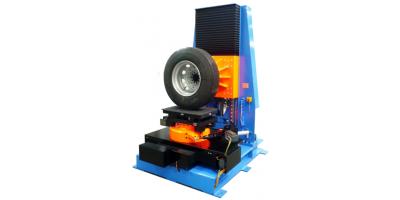 TS UTTM 乘用车与载重车轮胎刚度试验机
