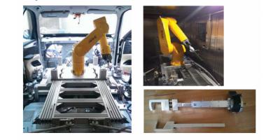 ROACTERE 系列机器人控制门开合耐久,适用于不同车型