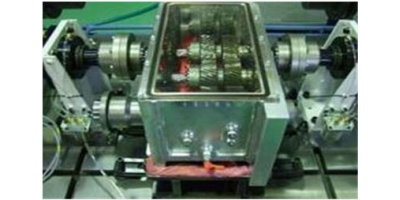 DCT离合器开发测试系统