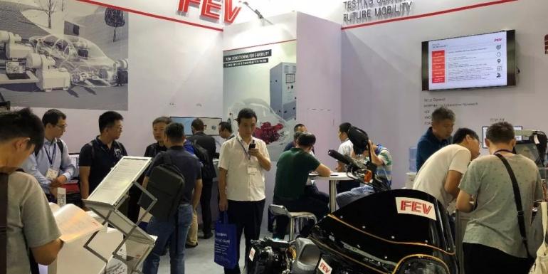 FEV2018中国汽车测试展精彩回顾