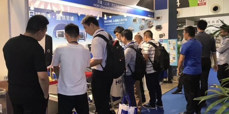 日置HIOKI携最新解决方案亮相Testing Expo China – Automotives 2018