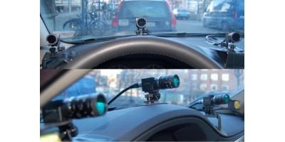 非接触式 视线监测系统