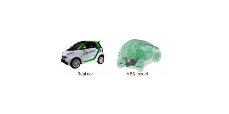 传动系仿真评估电动汽车NVH性能