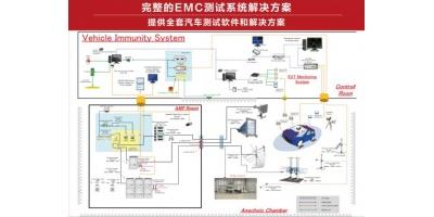 东扬精测系统(TOYO)EMC测试系统解决方案