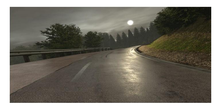 Nvidia和rFpro合作开展自动车辆动力学仿真