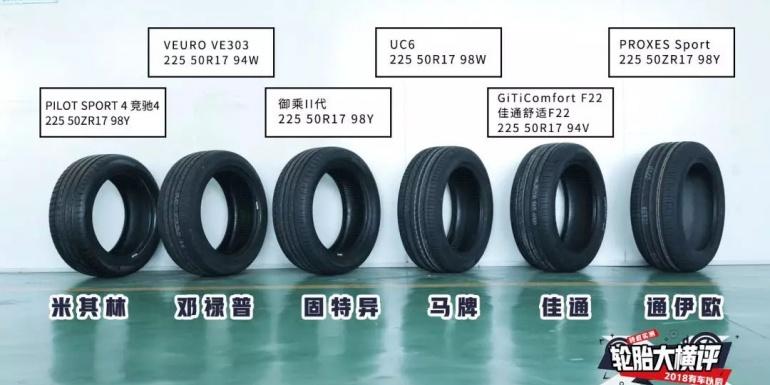 什么轮胎噪音最小、最安静?实测结果来了!【权威测试】