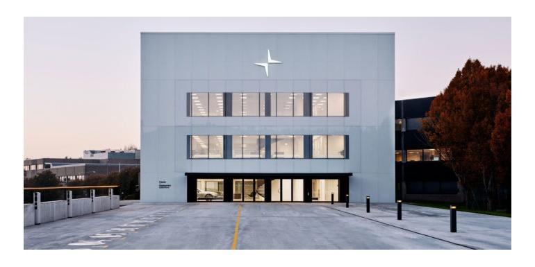Polestar在瑞典哥德堡开设了新的全球总部
