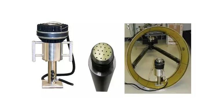 手持式高声压阻抗管用于交通运载工具和风洞材料声学特性测试和研究。