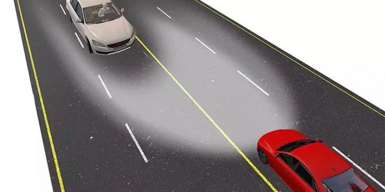 使用 TI DLP®技术设计高分辨率自适应前照灯
