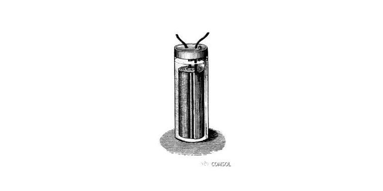 使用 COMSOL 软件模拟分析铅酸蓄电池设计中的电流分布