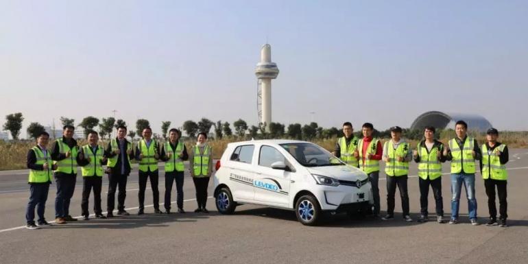 """亮相""""亚洲第一汽车测试场"""" 雷丁智能安全驾驶将全新升级!"""
