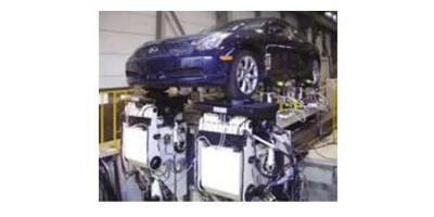 ATH 车辆悬挂系统基本特性装置