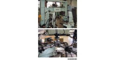 ■GSH 悬架系统零部件试验机