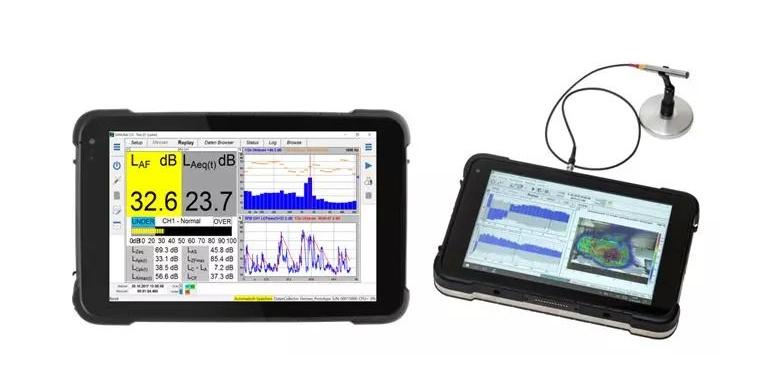 普信®与德国SINUS开展合作,提供专业级多通道噪声与振动测量分析系统。