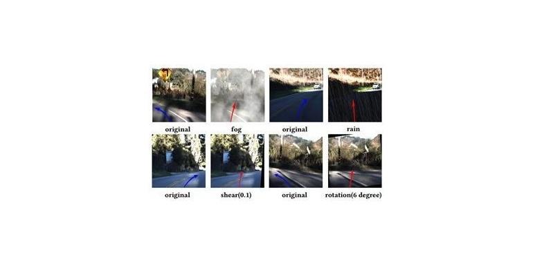 DeepTest | 一种用于测试自动驾驶深度学习的工具