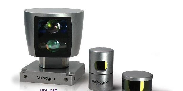 自动驾驶基础(四十五)--激光雷达公司 Velodyne 简介