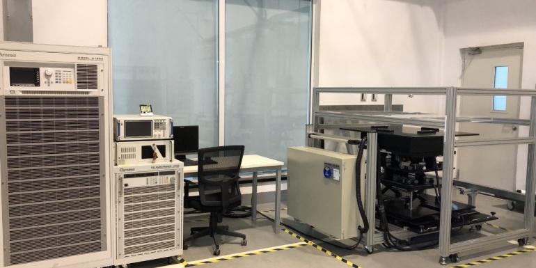 天检新能力 电动汽车无线充电试验能力