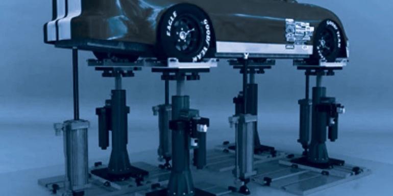 轮胎耦合式道路模拟系统:有效满足全球测试应用要求