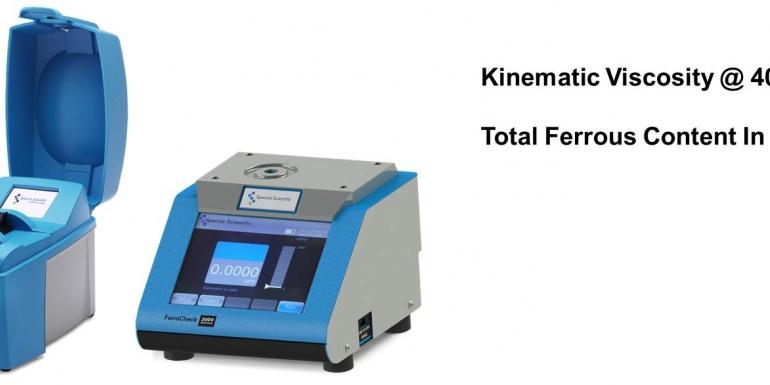 斯派超科技便携式油液分析工具套装