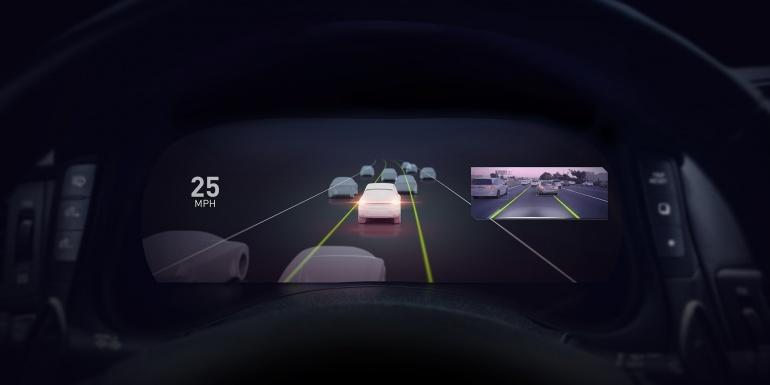 NVIDIA推出全球首款商用L2+自动驾驶系统DRIVE AutoPilot