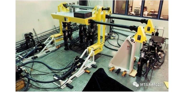 在实验室内复现现实世界的振动 — MTS MAST™ 系统