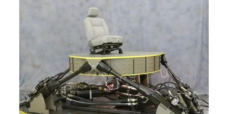 MTS 353.20多轴振动系统 MAST™ 系统