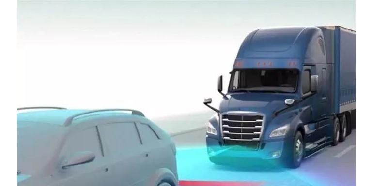 砸5亿欧元! 戴姆勒研发自动驾驶卡车