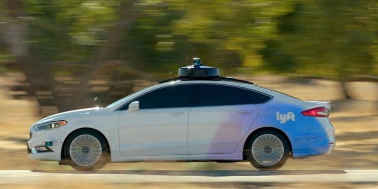 无人驾驶何时落地?麦格纳高调公布与LYFT合作成果