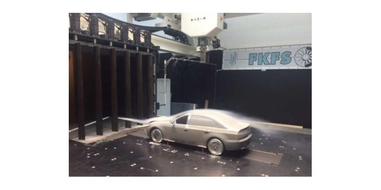 行业 | 世界先进汽车风洞系列之FKFS缩比模型风洞