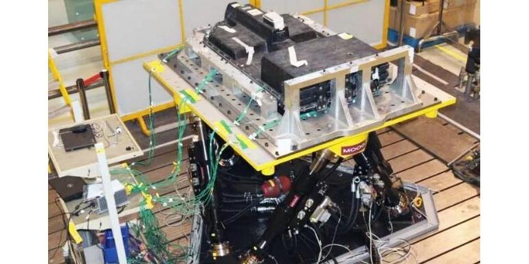 比亚迪动力电池MAST试验介绍