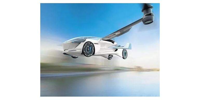 借助达索系统3DEXPERIENCE平台平台,飞行汽车将不再是梦