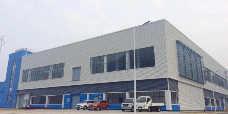 五菱柳机新能源试验室