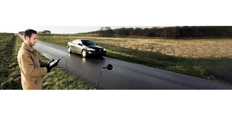 如何测量车辆通过噪声?