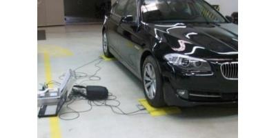 racelogic VBOX制动测试汽车测试系统集成