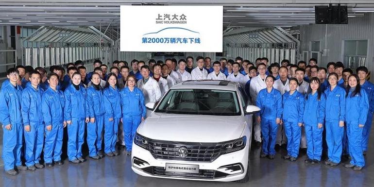 上汽大众招聘驾驶辅助系统匹配工程师(PDC/PLA )(2019-2-21)