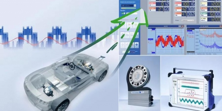 HBM eDrive | 助您实现混动测试台的极大简化