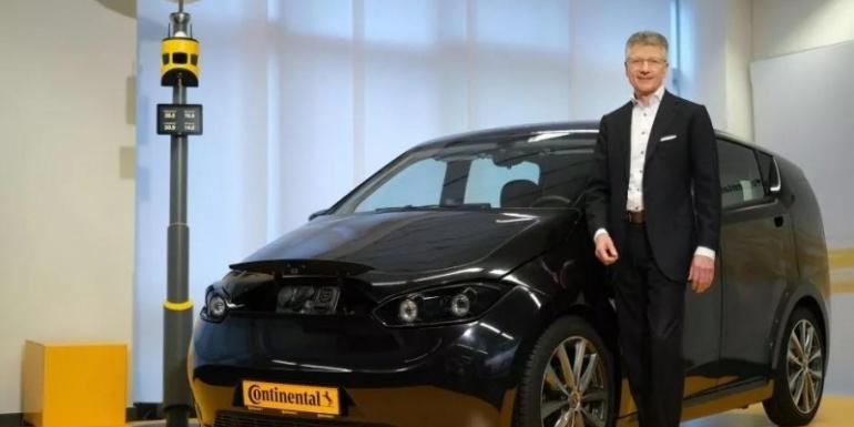 大陆集团CEO:自动驾驶大规模营收还要再等十年