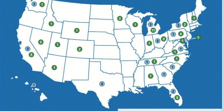 美国十大网联自动驾驶试验场深度调研(一):佛罗里达,多层级试验场的典范