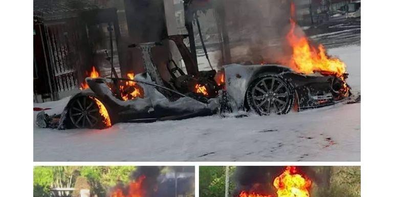 安全性是汽车最高品质 清华大学教授质疑特斯拉碰撞起火应被召回