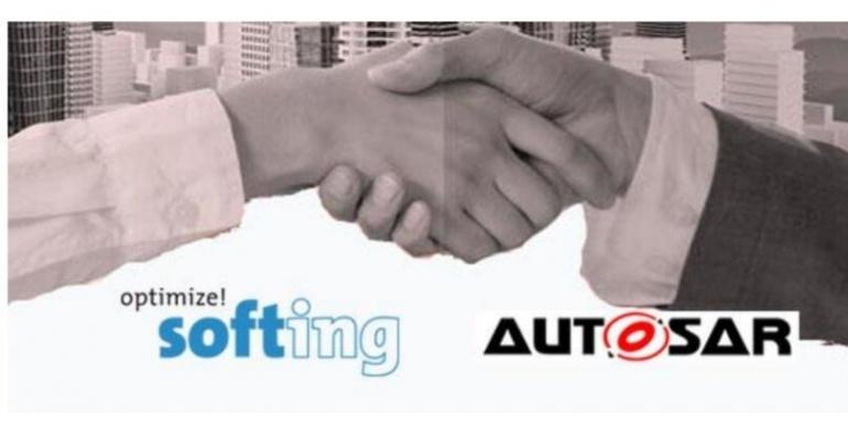SOFTING(上海)成为 AUTOSAR 组织的开发合作伙伴