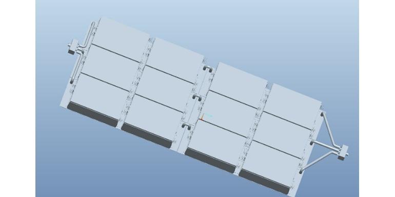 技术│冲压式液冷系统开发案例