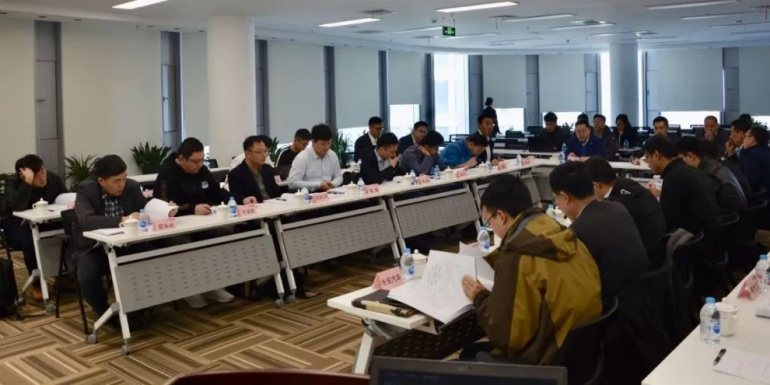中国标准ICV场景库架构理论体系研究报告(草案)研讨会顺利召开